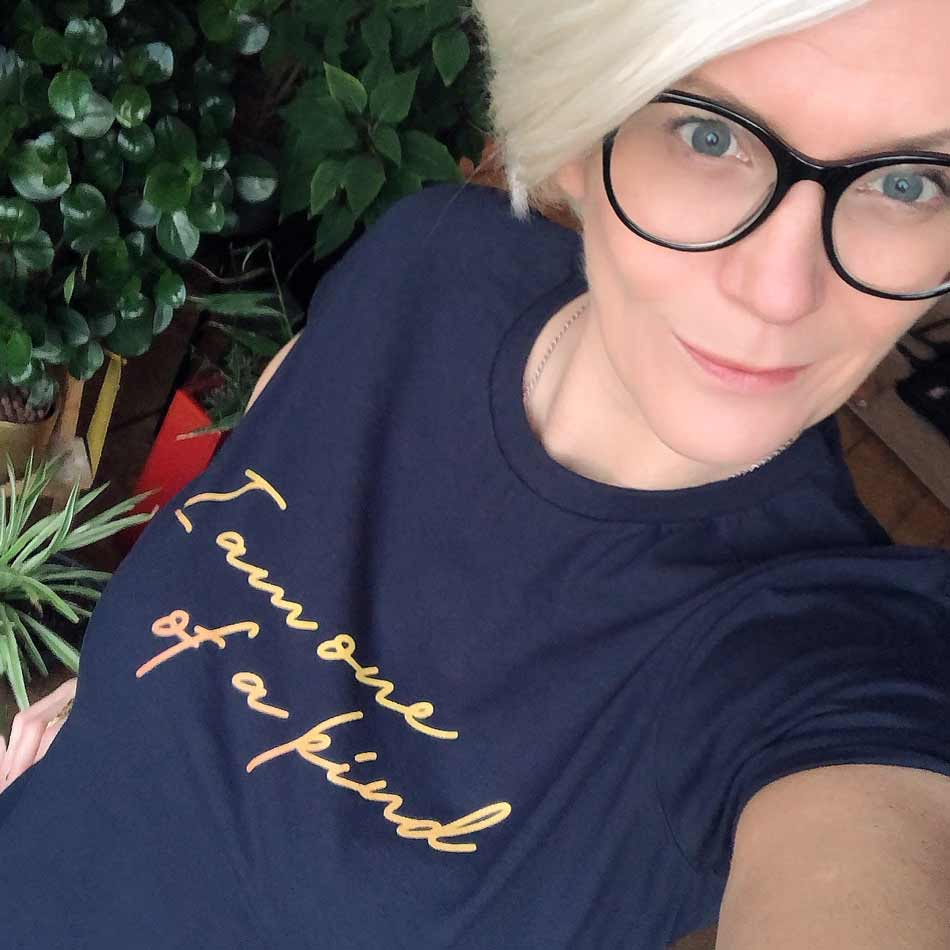 I am one of a kind t-shirt