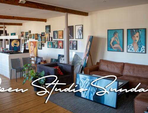 Open Studio Sundays