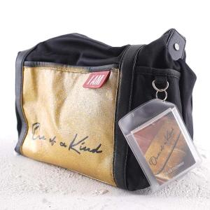 Unique hand painted handbag