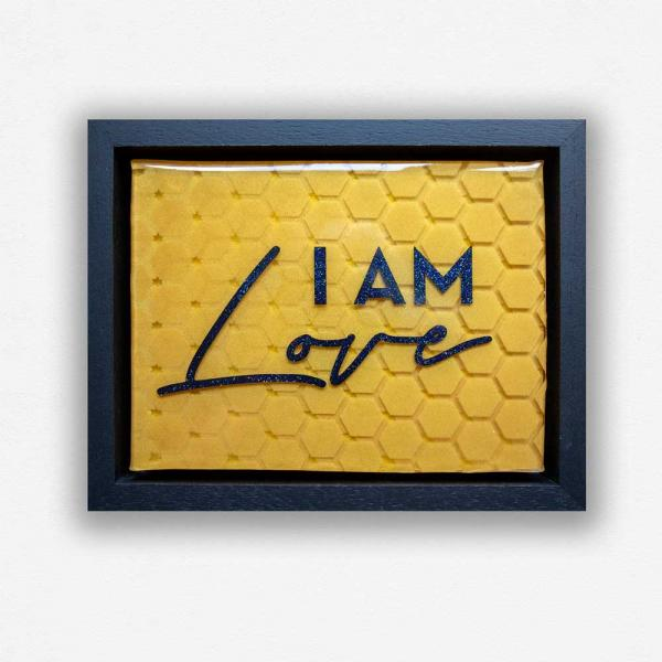 I am love artwork