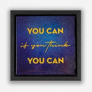 You can - motivation artwork