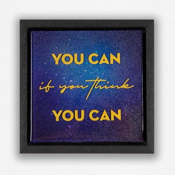 You can - motivation artwork