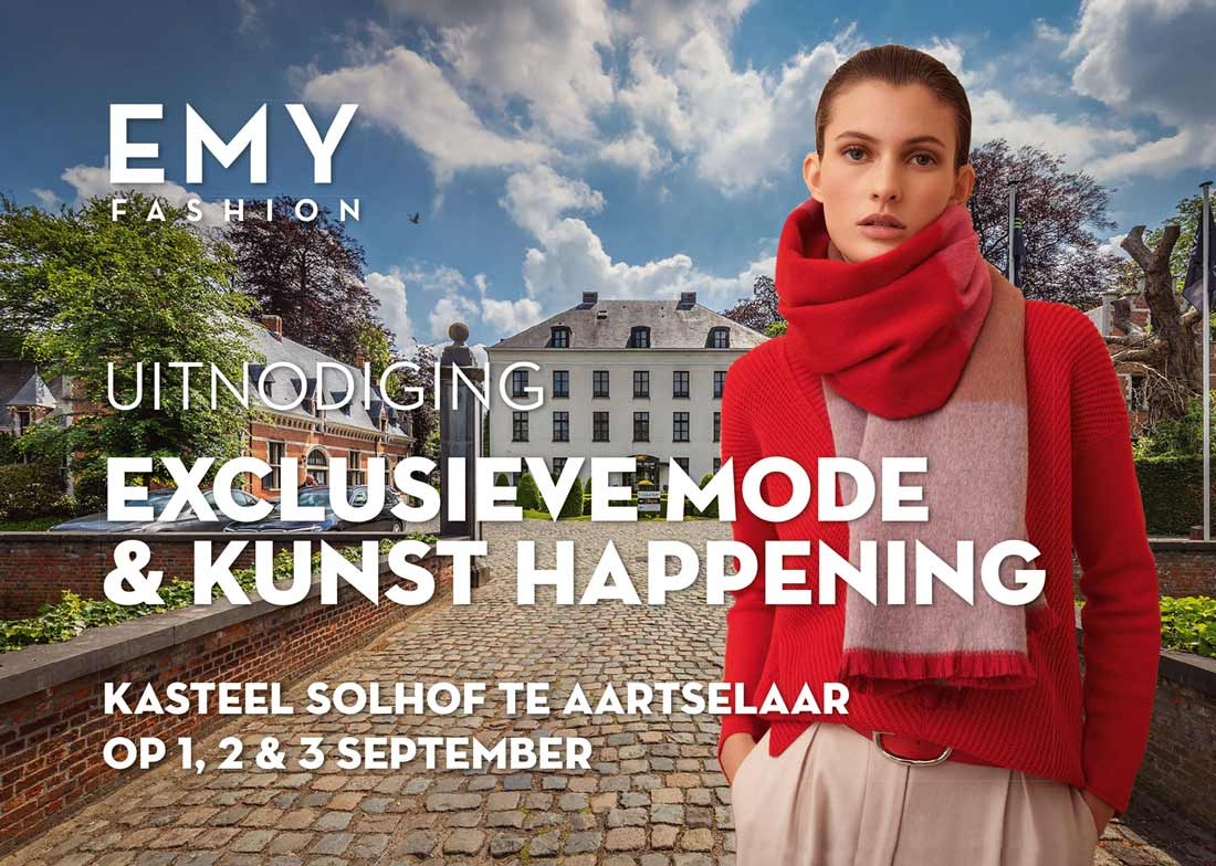 Emy - fashion & art event Aartselaarr