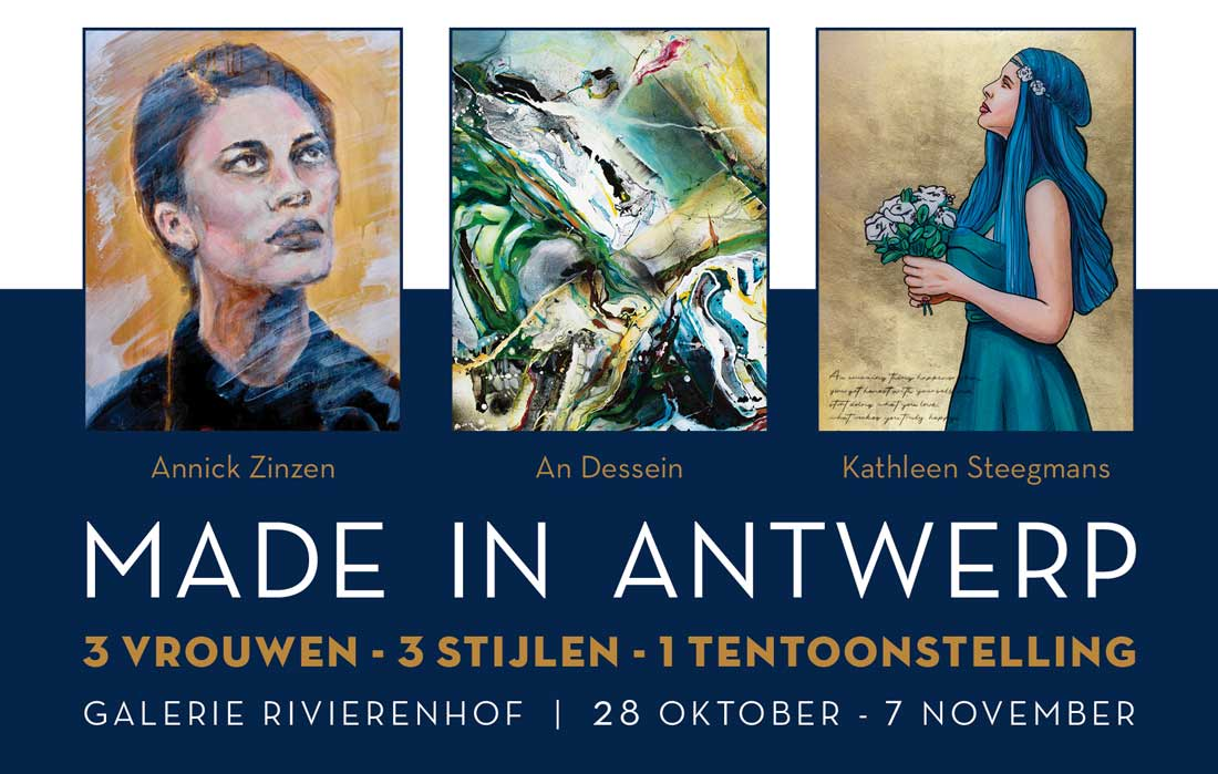 Tentoonstelling Galerie Rivierenhof