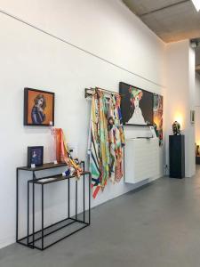 Caroline Jespers Kunst gallerij Knokke-Heist