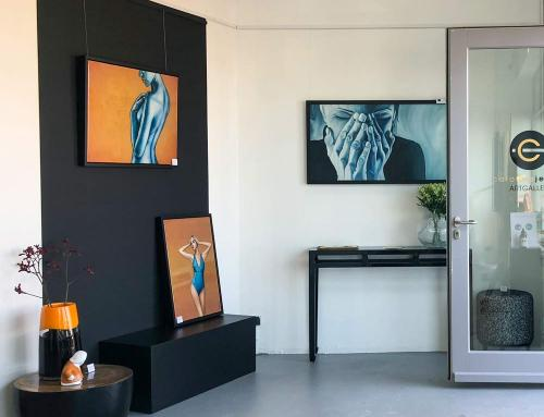 Permanent on view at Caroline Jespers Gallery