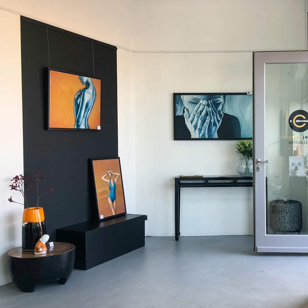 Galerij Caroline Jespers, Knokke