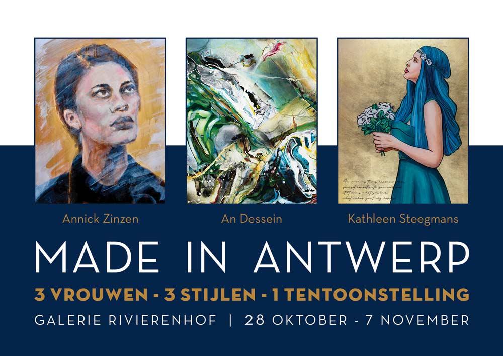 Tentoonstelling Rivierenhof Deurne